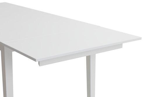 Klaff NORDBY 2 st/förp 90x45 vit
