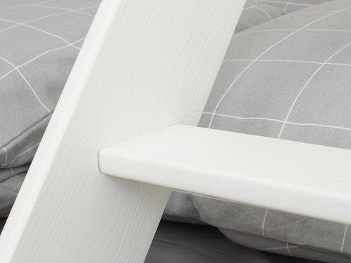 Køyeseng VESTERVIG 90/150x200 hvit