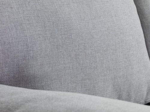 Sofa GEDVED 2 seater light grey
