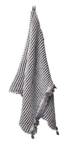 Hand towel IDRE Organic grey SENSE