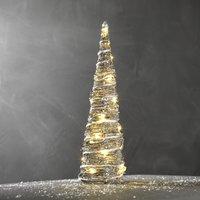 Vánoční stromek LYNCIS Ø13xV45 cm 20LED