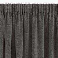 Gardin lystett ALDRA 1x140x175 svart