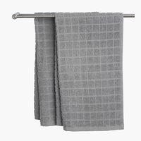 Полотенце KARBY 40x70 cм светло-серый