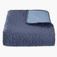 Prekrivač ROSENTRE 160x220 plava