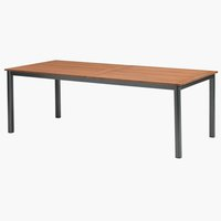 Table YTTRUP W100xL210/300 hardwood