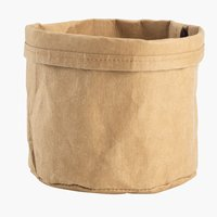Basket SALA W15xH14 washable craft paper