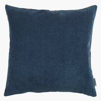 Cushion cover DUSKULL 50x50 dark blue