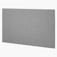 Hoofdbord 150 BASIC H10 licht grijs
