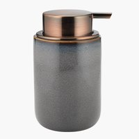 Soap dispenser MYRVIKEN glazed