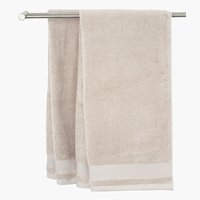 Hand towel NORA sand