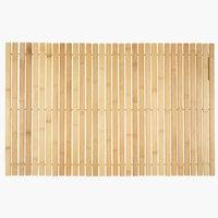 Badrumsmatta MARIEBERG 50x80 bambu
