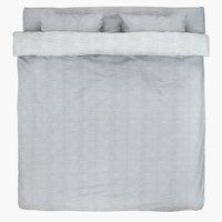 Спално бельо с чаршаф LOLA DBL