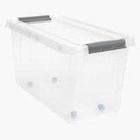 Κουτί αποθήκ. PROBOX 70L μ/καπάκι