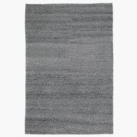 Matta RABBESIV 140x200 melerad grå