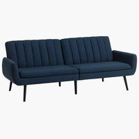 Sofa bed HARNDRUP dark blue