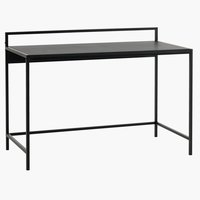 Desk TISTRUP 60x120 black