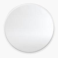 Ogledalo SALLERUP Ø55 bijela