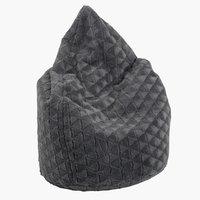 Sedežna vreča SNEKKERSTEN siva