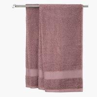 Ręcznik KARLSTAD 70x140 sz.-br. KRONBORG