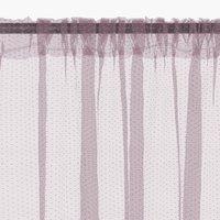 Függöny LYA 1x140x300 lila