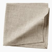 Cloth napkin HARSYRA 40x40 nature