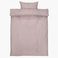 Duvet cover ELLEN SGL light purple