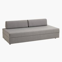Convertible BEGYNDT gris clair