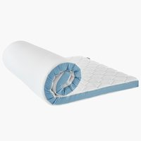 TM 80x200cm GOLD T65 white/blue WELLPUR