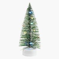 Weihnachtsbaum GERE H15cm m/LED