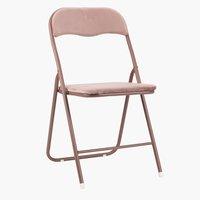 Sklop. stolica VIG barš. roze