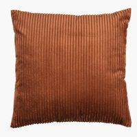 Poduszka VILLMORELL 45x45 rdzawy
