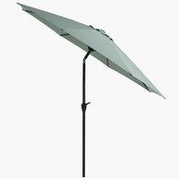 Umbrelă de soare AGGER 300 verde