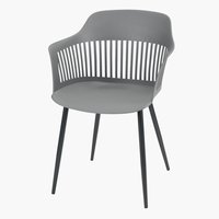 Chair RAVNEBAKKE grey