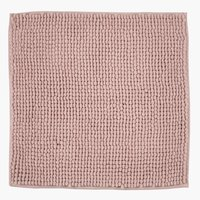 Bath mat FAGERSTA 40x40 rose