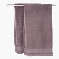 Hand towel NORA purple