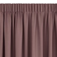 Dimout curtain AMUNGEN 1x140x175 taupe