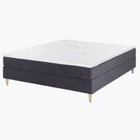 Континентальне ліжко 160x200 BASIC C10