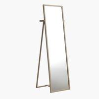 Spiegel LANDBOLYST 55x171 bamboe