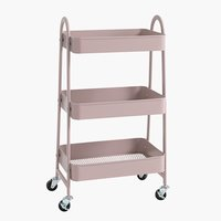 Trolley KANSTRUP rose