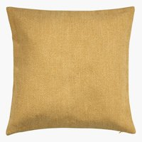 Cushion cover SPARRIS 40x40 yellow