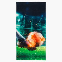 Bath towel FOOTBALL 70x140
