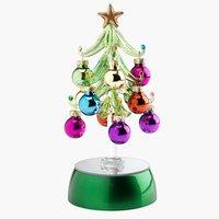 Weihnachtsbaum AURBODA Kugeln m/LED