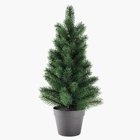 Christmas tree MUNINN H48cm green