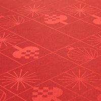 Tablecloth GULDSTEN 140x320 red