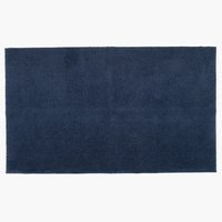 Bath mat KARLSTAD 70x120 dusty blue