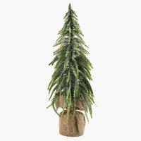 Künstlicher Baum FREKE H45cm grün