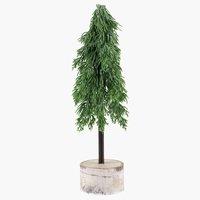 Künstlicher Baum OFIOLIT H42cm grün