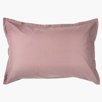 Pillowcase 50x70/75 taupe KRONBORG