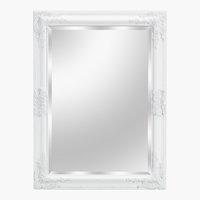 Miroir KOPENHAGEN 60x80 blanc