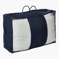 Tasche für Decken und Kissen 60x40x23